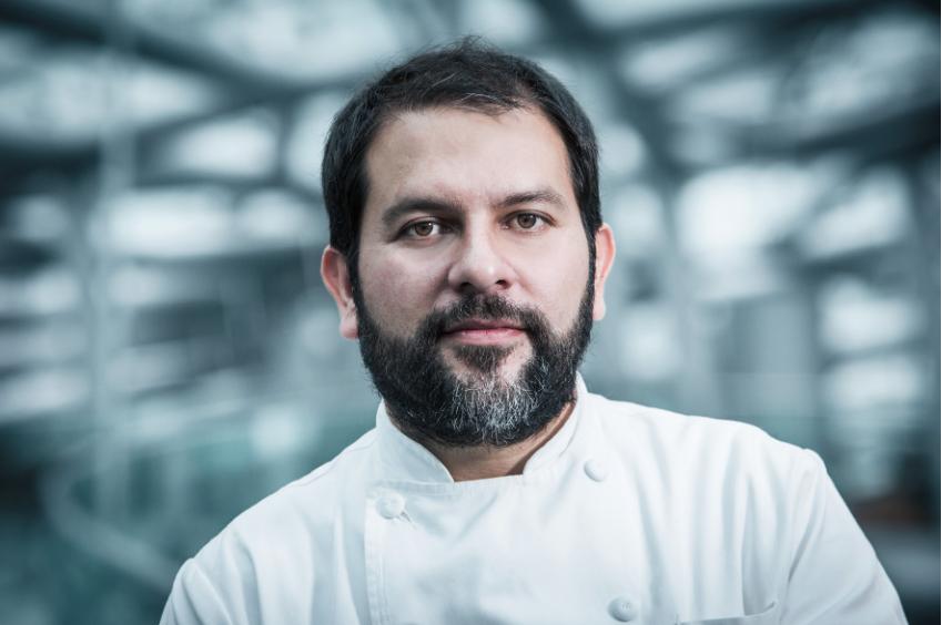 Enrique Olvera To Title ¡Latin Food Fest!