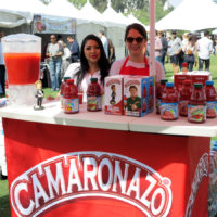 San Diego camaronazo latin food fest