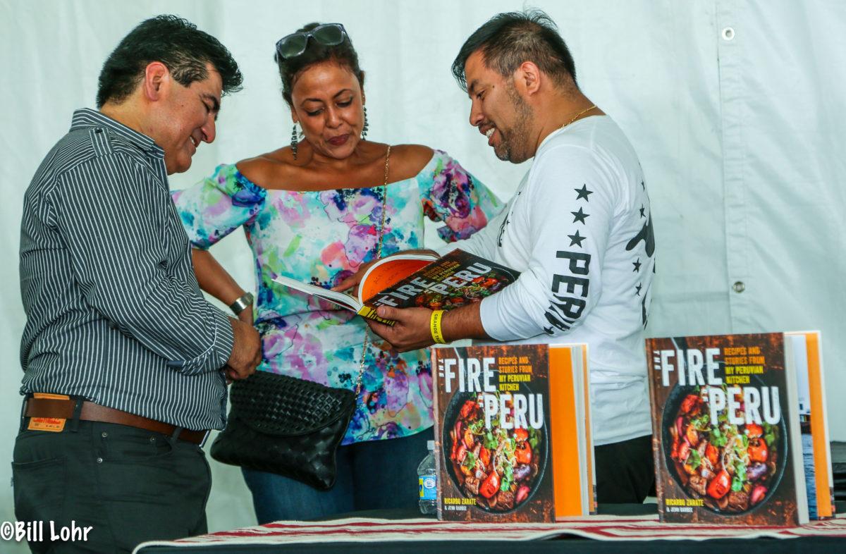 San Diego latin food fest