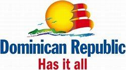 Sponsors Dominican Republic logo