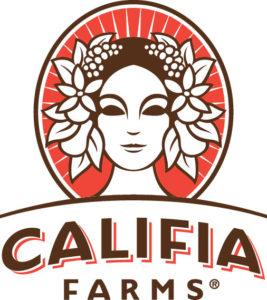Sponsors Califia Farms Logo
