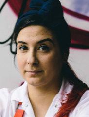 Christine Rivera Galaxy tacos