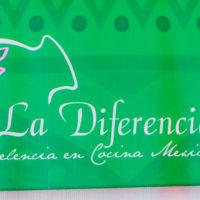 La Diferencia Cocina Mexicana