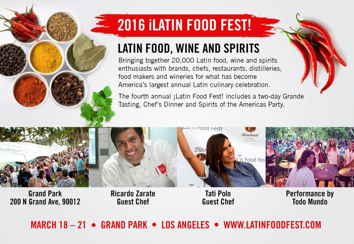 latinfoodfestposter
