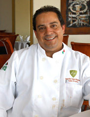 Chef Martín San Román