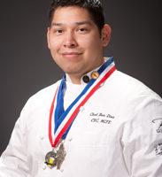 Chef Ben Diaz