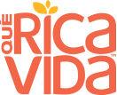 Sponsors Que Rica Vida Logo