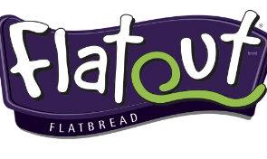 Sponsors Flatout Flatbread Logo