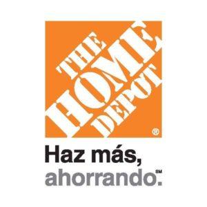 Sponsors Home Depot Logo