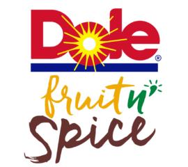 Dole fruit n' spice
