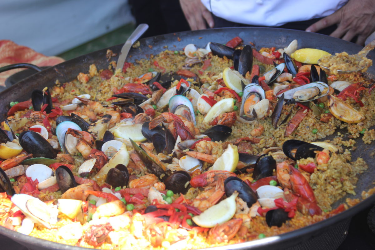 ¡Latin Food Fest! Paella